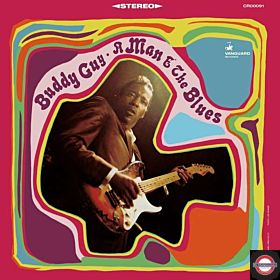 BUDDY GUY — A Man and the Blues (50th Anniversary Edition)