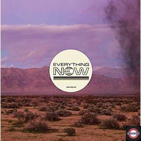 Arcade Fire - Everything now Single (Coloured Vinyl)