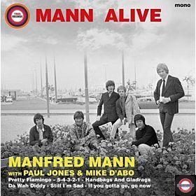 Manfred Mann - Alive