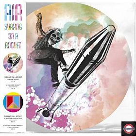 air - Surfing On A Rocket ( RSD-Picture Vinyl )