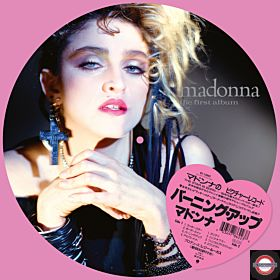 Madonna - The First Album , Picture Disc , RSD 2018