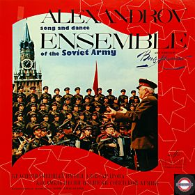 Alexandrov-Ensemble: Lieder und Tänze