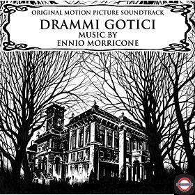 MORRICONE ENNIO - Drammi Gotici (White Vinyl)