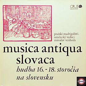 Alte Musik aus der Slowakei (16. bis 18. Jahrhundert)