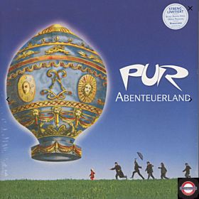 PUR - Abenteuerland - 2LP ltd. Blue 180g Vinyl