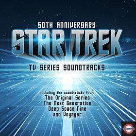 Star Trek - 50 Anniversary - TV Series Soundtracks (RSD 2018)