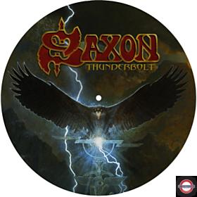 SAXON — Thunderbolt [Picture Disk]