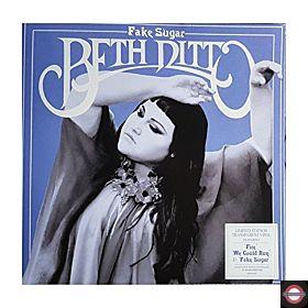 BETH DITTO - FAKE SUGAR (Transparent Vinyl)