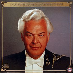 Adam: Lieder+Arien - von Mozart bis Bach (Box, 2 LP)