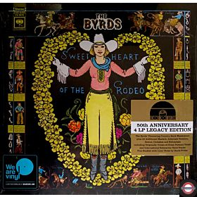The Byrds – Sweetheart Of The Rodeo ( Black Friday 2018)