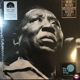 """Muddy Waters – More Muddy """"Mississippi"""" Waters Live ( RSD Black Friday)"""