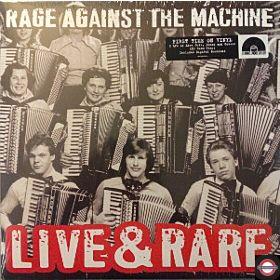 Rage Against The Machine - Live & Rare ( Black Friday 2018)