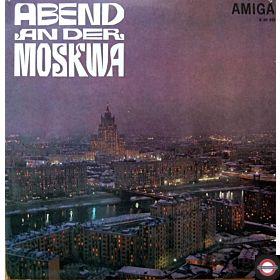 Abend an der Moskwa