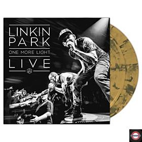 LINKIN PARK — One More Light Live [Gold/Black]