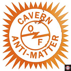 CAVERN OF ANTI - MATTER - VOID VERSIONS (CLEAR VINYL)
