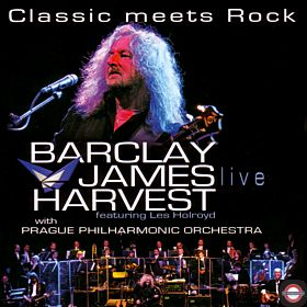 Barclay James Harcest Feat. Les Holroyd - Classic Meets Rock