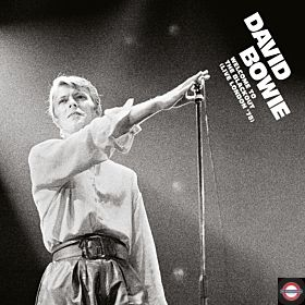 David Bowie - Welcome To The Blackout - Live London 1978