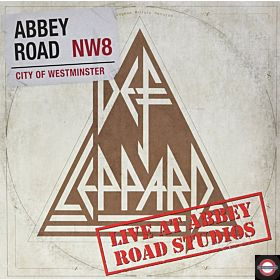 DEF LEPPARD — Live at Abbey Road Studios