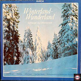 Winterland - Wunderland - Schlager Zur Winterzeit