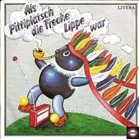 """Als Pittiplatsch Die Freche Lippe War (7"""" EP)"""