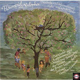 Flötenspiel Und Xylophon - Deutsche Und Internationale Volks- Und Kinderlieder